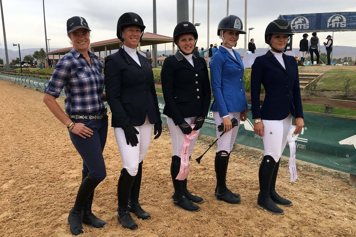 """The Importance of """"Team Spirit"""" In Competitive Riding"""